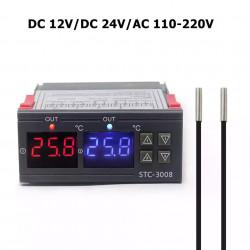 Temperature Controller STC 3008