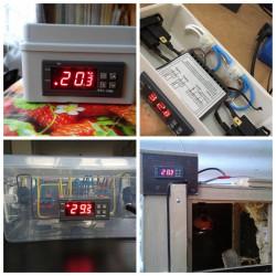 Temperature adjustment kit