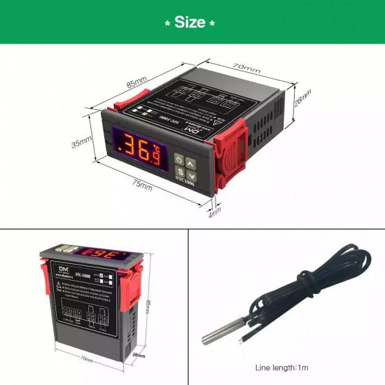 Temperature Controller STC 1000
