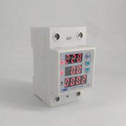 Electrical protection 63A 230V 3 en 1
