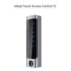 Access Lock Waterproof RFID Touch Keypad Access Control System Door Lock Metal Case 125KHz EM Card Door Entry