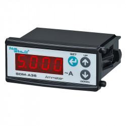 Digital Ammeter, Slim Compact, LED Panel meter 9995A Samwha-Dsp SDM-A