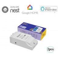 SONOFF POW R2 WIFI SWITCH WITH POWER CONSUMPTION MEASUREMENT