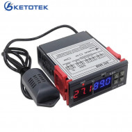 Humidity and temperature controller STC 3028