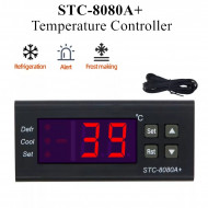 Temperature Controller  STC 8080A+