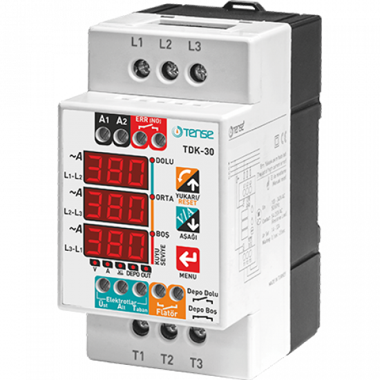 Three-phase Submersible Pump Control relay  tense TDK-30