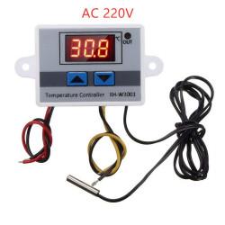 Temperature controller XH-W3001 AC 220V