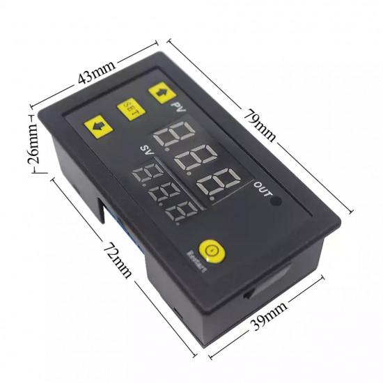 Temperature controller W3230