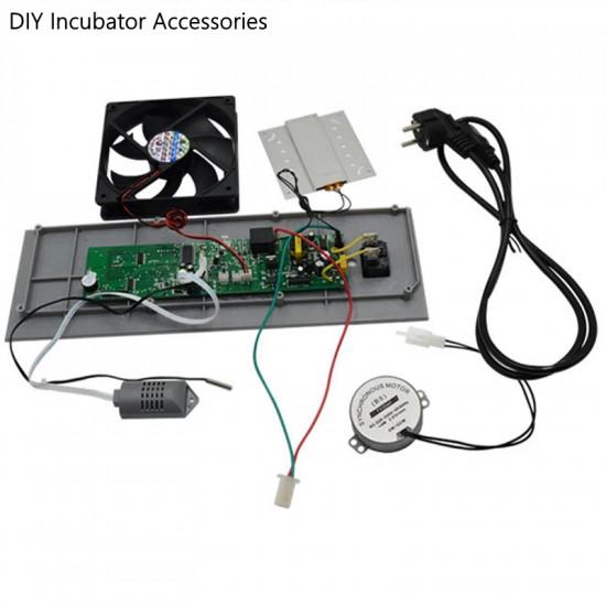 Thermostat Egg automatic Incubator Controller Hygrostat KETOTEK XM-18