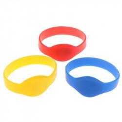 Bracelet Silicone Wristband Watch  TK4100 Rewritable RFID 125KHZ