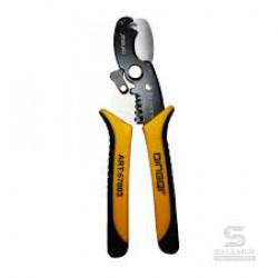 DINGQI Wire Cutter Pliers Wire Stripper 8 Inch 2 in 1 Wire Pliers