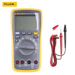 Fluke original 17B+  Auto Digital Range Multimeter DMM AC/DC/Diode/R/C Voltage Current Tester