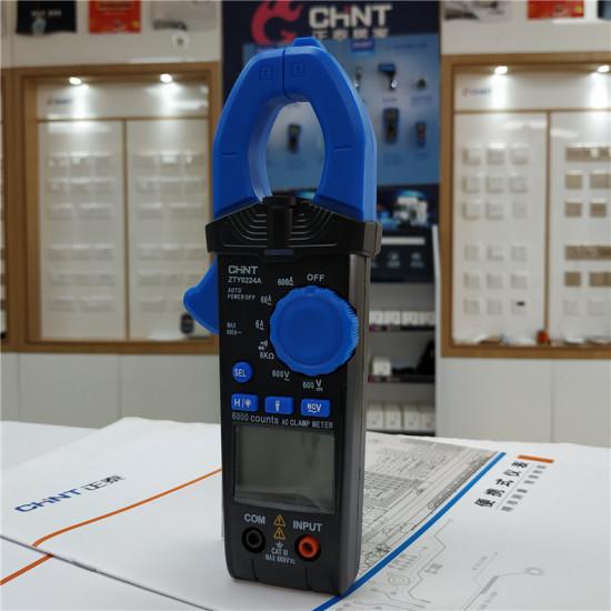 CHNT CHINT Digital Multimeter Chint Clamp meter ZTY0224A Ammeter Voltmeter
