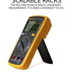 FLUKE 15B+ Digital multimeter AC/DC Voltage Current Capacitance Ohm Temperature tester Auto/Manual Range Measurement