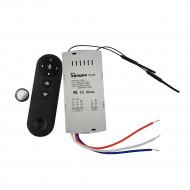 SONOFF IFAN02 Convert Non-Smart LED CeilingFan To WiFi Smart CeilingFan APP Remote Control ON /OFF